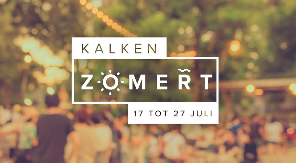 Kalken Zomert ¤ Pop Up Bar